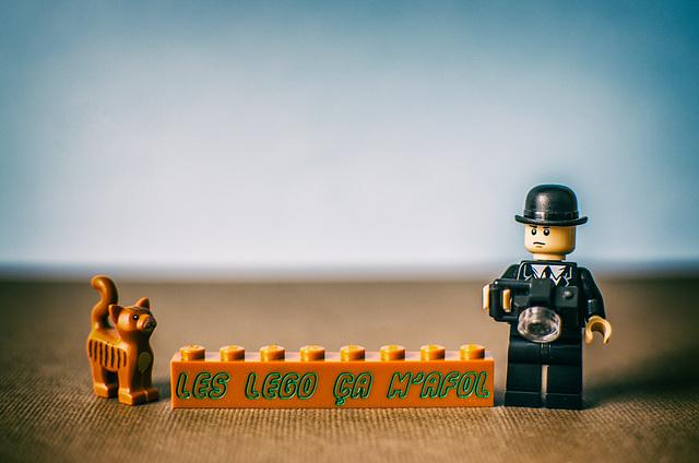 Les LEGO, ça m'AFOL