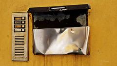 cassetta della posta - Briefkasten