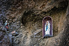The Lourdes Grotto in Kirchdorf (AT)