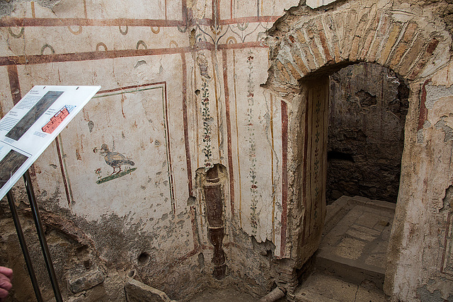 20151207 9744VRAw [R~TR] Wohneinheit 3 + 5,  Hanghaus 2, Ephesos, Selcuk