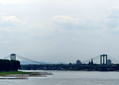Cologne - Rodenkirchener Brücke