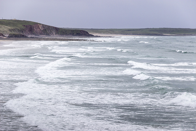 Waves in Freshwater West