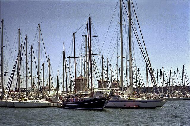 Rhodes Harbour