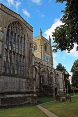 Holy Trinity Collegiate church  ~ Tattershall ~ Lincolnshire