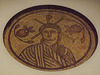 Christ Mosaic Roundel from Hinton St. Mary's in the British Museum, May 2014