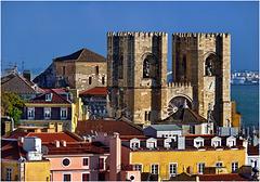 Lisboa : Church of Nossa Senhora da Conceição Velha - (572)
