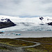 Islands Gletscher sterben - Iceland's glaciers are dying