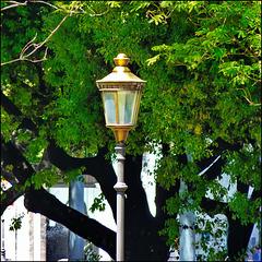 Lampione romano