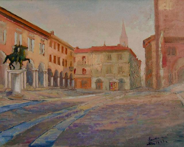 Pavia - Piazza Duomo