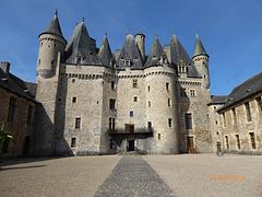 chateau de Jumilhac