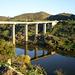 River Guadiana and road bridge.