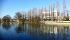La Charente à COGNAC.