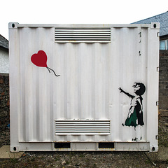 Container, Millknowe, Campbeltown