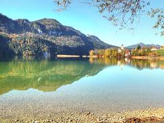 Autumn at the Weisensee... ©UdoSm
