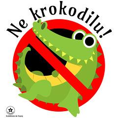 Ne krokodilu!