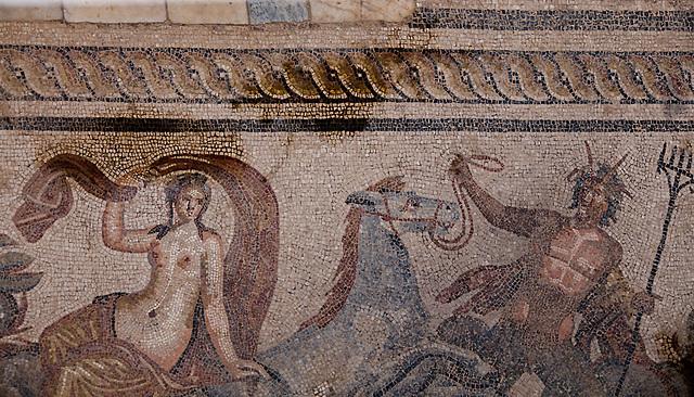 20151207 9750VRAw [R~TR] Wohneinheit 2,  Hanghaus 2, Ephesos, Selcuk