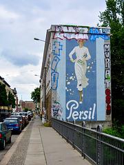 Leipzig 2017 – Plagwitz – Persil advertisement