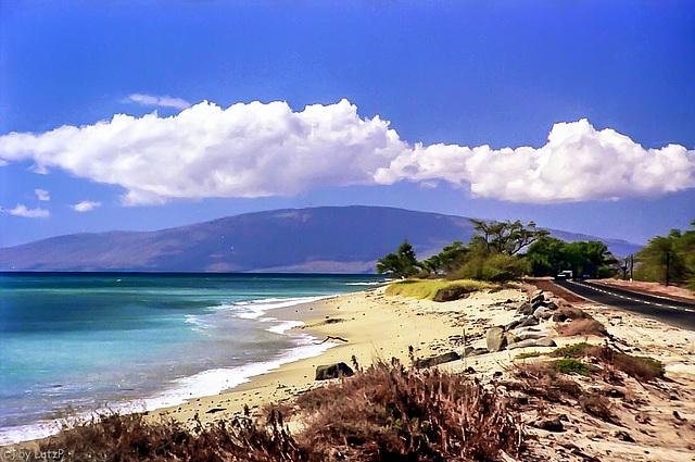 Hanaopiilani Hwy. Maui, Hawaii, 1980