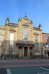 congregational church, carlisle