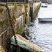 Upside Down Boat, River Leven, Dumbarton