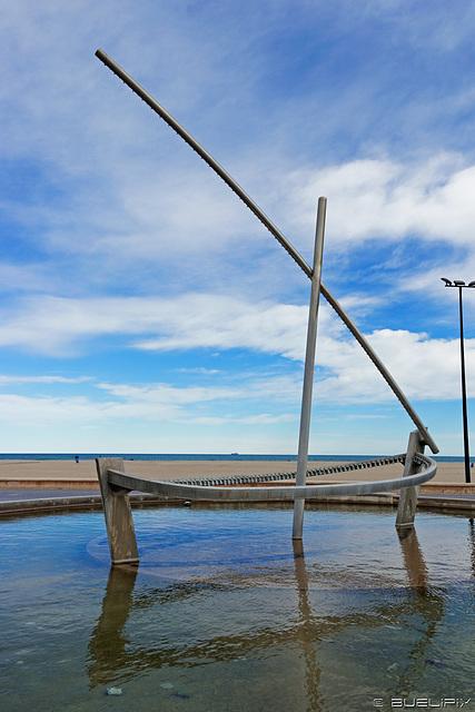 Playa Malvarrosa - Valencia (© Buelipix)