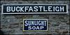 Buckfastleigh station sign