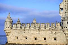 Torre de Belém - Terrace