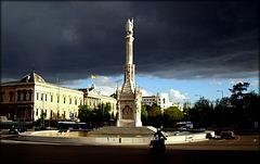 Plaza de Colon, Madrid