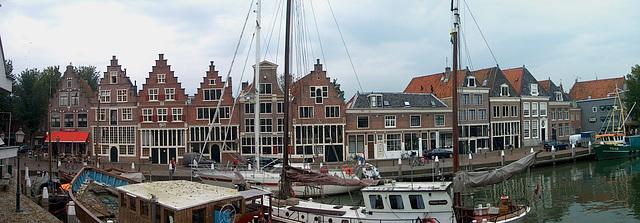 Hoorn, Veermanskade, panorama