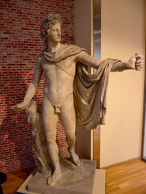 Rijksmuseum van Oudheden 2015 – Apollo