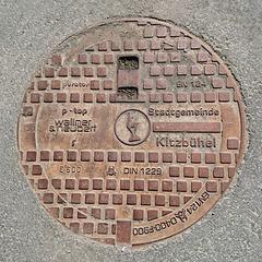 Noch ein echter Purator in Kitzbühel.