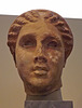 Head of Artemis in the National Archaeological Museum of Athens, May 2014