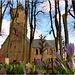 Spring near the Church...