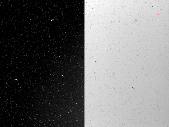 Galaxies in Ursa Major (view on black)
