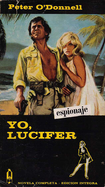 Peter O'Donnell - Yo, Lucifer