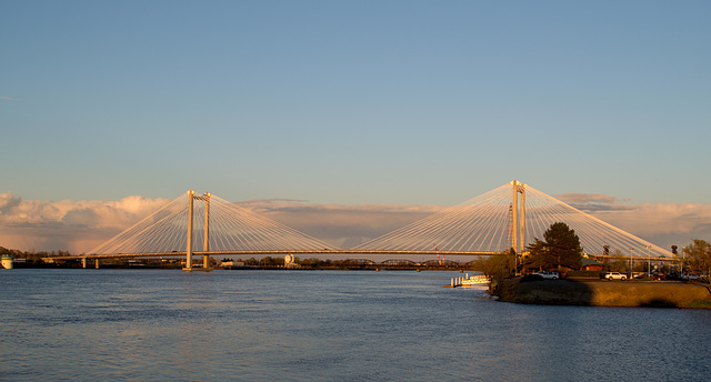 Pasco Kennewick Cable bridge (#0395)