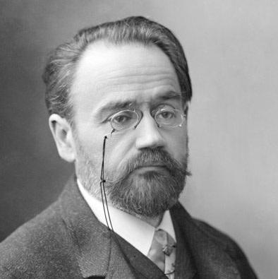 Emile ZOLA (1840 - 1902)