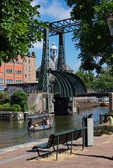 Ophaalbrug  - Drawbridge Hoogte Kadijk (3-50)