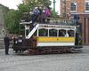 Beamish- Alighting From the Newcastle Tram