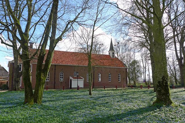 Nederland - Oudeschans