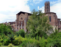 Rieux-Volvestre - Cathédrale de la Nativité-de-Marie