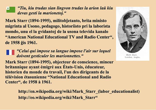 Mark Starr