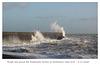 Rough seas Newhaven  2 11 2020 a