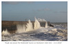 Rough seas Newhaven  2 11 2020 b