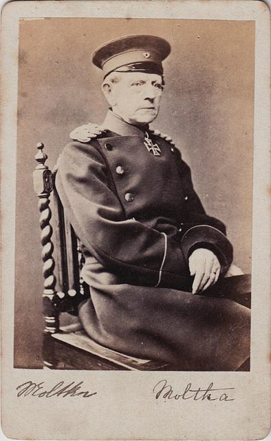 Helmuth von Moltke the Elder (1800-1891)