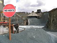 NO HGV's