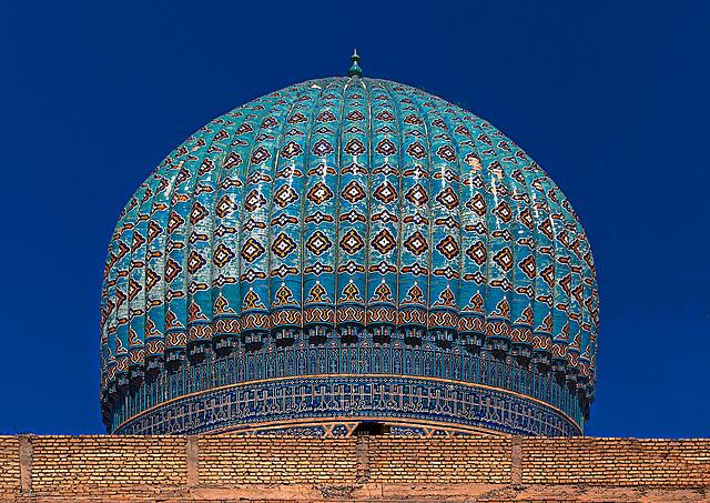 #38 - Samarkand. Bibi-Khanum-Komplex. 201509
