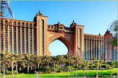 Dubai : Hotel Atlantis - The Palm Jumerah