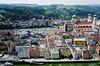 Die Altstadt von Passau ... Passau's old town ...