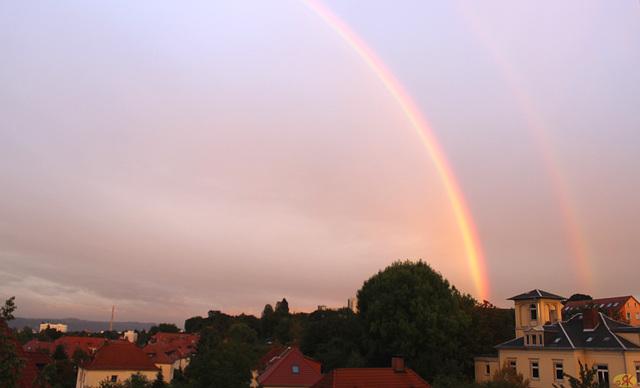 2015-09-23 2 Regenbögen